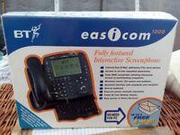 BT Easicom 1000 phone