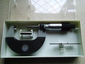"Micrometer 1-2"" (SUHL) German"