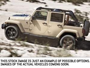 2017 Jeep WRANGLER UNLIMITED Sahara|4x4|DualTop,LED,Connect.Pkgs