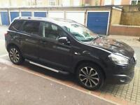 Nissan qashqai +2 with extras