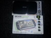 archos gamepad and archos protective pouch