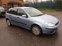 Ford Focus 1.6 2005 £595 cheap bargain not fiesta Peugeot vw polo vauxhall