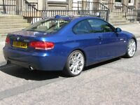 BMW 335 M Sport, Low Mileage