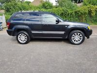 2007 Jeep Grand Cherokee 3.0 CRD V6 Overland 4x4 5dr Automatic @07445775115