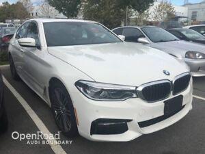 2017 BMW 5 Series 4dr Sdn 530i xDrive AWD