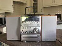Aiwa XR-EM70 CD stereo system
