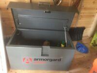 Armorguard Secure Tool Vault