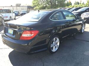 2012 Mercedes-Benz C-Class C250 | 1.8L COUPE | BEIGE LEATHER | N Kitchener / Waterloo Kitchener Area image 6