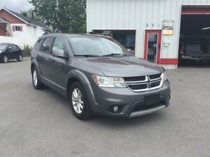 2013 Dodge Journey SXT/Crew 4 CYL 2.4L NAV CAMERA 5499$ 514-692-
