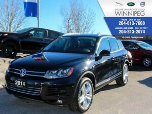 2014 Volkswagen Touareg Exec *LOADED LOCAL LEASE RETURN*