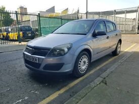 Vauxhall Astra, Life Twinport low mileage of 58000 for sale