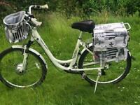 Electric bike great condition