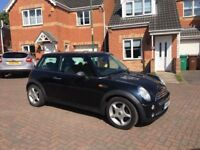2006 MINI ONE 1.6 AUTOMATIC, SERVICE HISTORY, HPI CLEAR