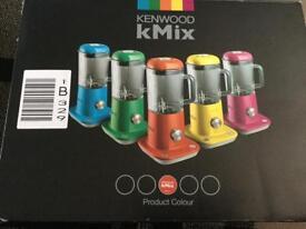 Brand new Kenwood KMix blender