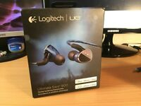 Logitech Ultimate Ears 900 Noise-isolating Earphones - with 2 cables