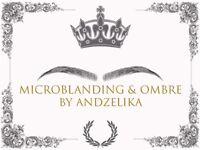 Microblanding & ombré
