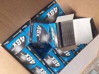CD-R duel case 10 pack