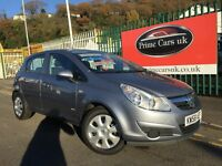 2008 58 Vauxhall Corsa 1.3 CDTi ecoFLEX 16v Club 5dr Turbo Diesel 5 Speed Manual