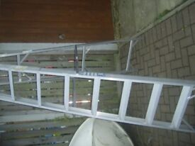 Grade 1 Commercial Grade 8 step Ladder excellent condition