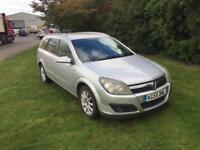 Vauxhall Astra estate 1.8 design full mot