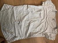 Maternity T-shirt Size 8/10