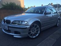 2003 BMW 3 Series Saloon M sports 320i 4dr -Low Mileage -Full Leather -Service History-HPI Clear