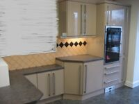 KITCHEN UNITS FITTED KITCHEN kitchen PULL OUT LARDER UNIT KITCHEN LARDER UNIT HI GLOSS