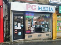 MOBILE PHONE & COMPUTER SALES/REPAIRS & ACCESSORIES Business