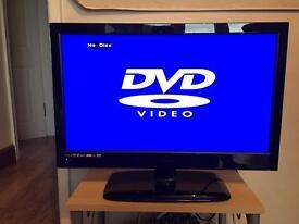 "Technika 21.5"" combined TV / DVD"