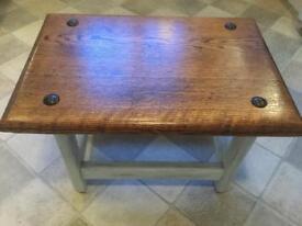Refurbished Side/Lamp Table