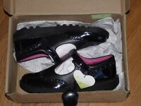 Brand new ladies kickers with labels cost £70.00 accept £30.00 size 6