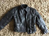 Ladies Motorcycle leathers 12 jacket 14 trousers