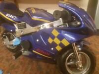 Mini moto brand new