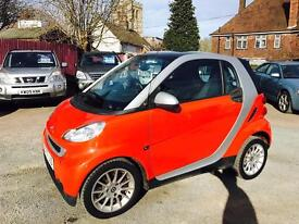 Smart coupe passion 1.0 full service history 2