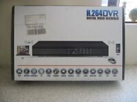 bran new boxed 16 ch cctv system with cables cameras