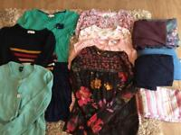 Lovely bundle of girls clothes aged 8-11 years