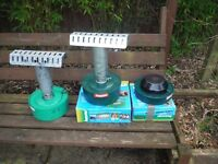 2 X Parasene Paraffin Greenhouse Heaters and 1 X Cold Frame Heater