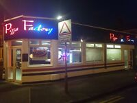 Busy Pizza Takeaway & Delivery shop for sale(Leasehold)/Rent (Finance available)