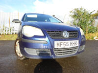 55 VOLKSWAGEN POLO L 1.2,5 DOOR,MOT MARCH 018,3 OWNERS FROM NEW,PART HISTORY,RELIABLE SMALL CAR