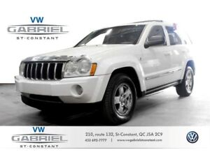 2007 Jeep Grand Cherokee Limited 4WD DIESE