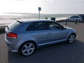 Audi A3 06 fsi s line 2.0