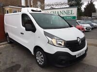Renault Trafic LL29 BUSINESS DCI INSULATED VAN 1.6£13,950 p/x welcome FRIDGE VAN. FREE WARRANTY