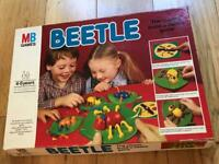 Vintage MB Games Beetle