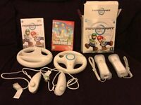 Fully working Nintendo Wii with accessories for sale