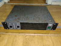 Broken OHM FL1400 PA Amplifier Poor Condition