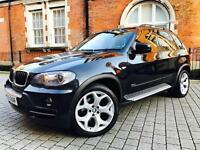 BMW X5 3.0 30D SE ++ FULLY LOADED ++1 OWNER++ HUGE SPEC++PX WELCOME not x drive x6 ml320 cdi