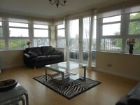 Executive, spacious, 2 bed/2 bath penthouse flat in exclusive development