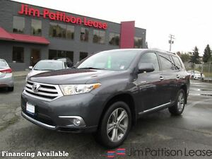 2013 Toyota Highlander V6 Limited