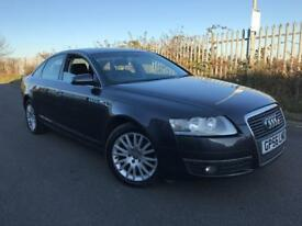 2007/56 AUDI A6 SE 2.0 TDI PD 140, 6 SPEED MANUAL, FULL SERVICE HISTORY! 2 OWNERS FROM NEW!