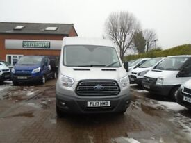 ford transit l3h2 trend euro6 plus air con and alloys